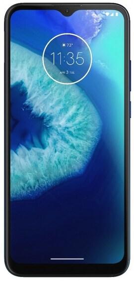 Smartphone MOTOROLA Moto G8 Power Lite 64 GB DS Niebieski 64 GB Niebiesko-czarny PAJC0015PL