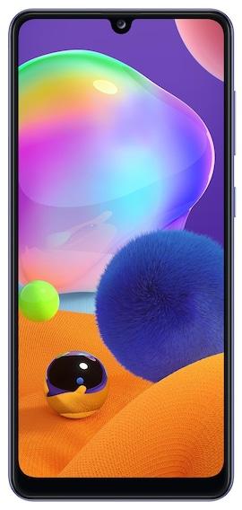 Smartphone SAMSUNG Galaxy A31 64 GB Niebieski 64 GB Niebieski 8806090672569