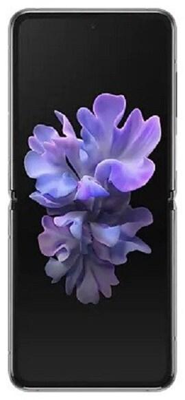 Smartphone SAMSUNG Galaxy Z Flip DS 5G 8/256GB Szary 256 GB Szaro-czarny SM-F707BZAAXEO