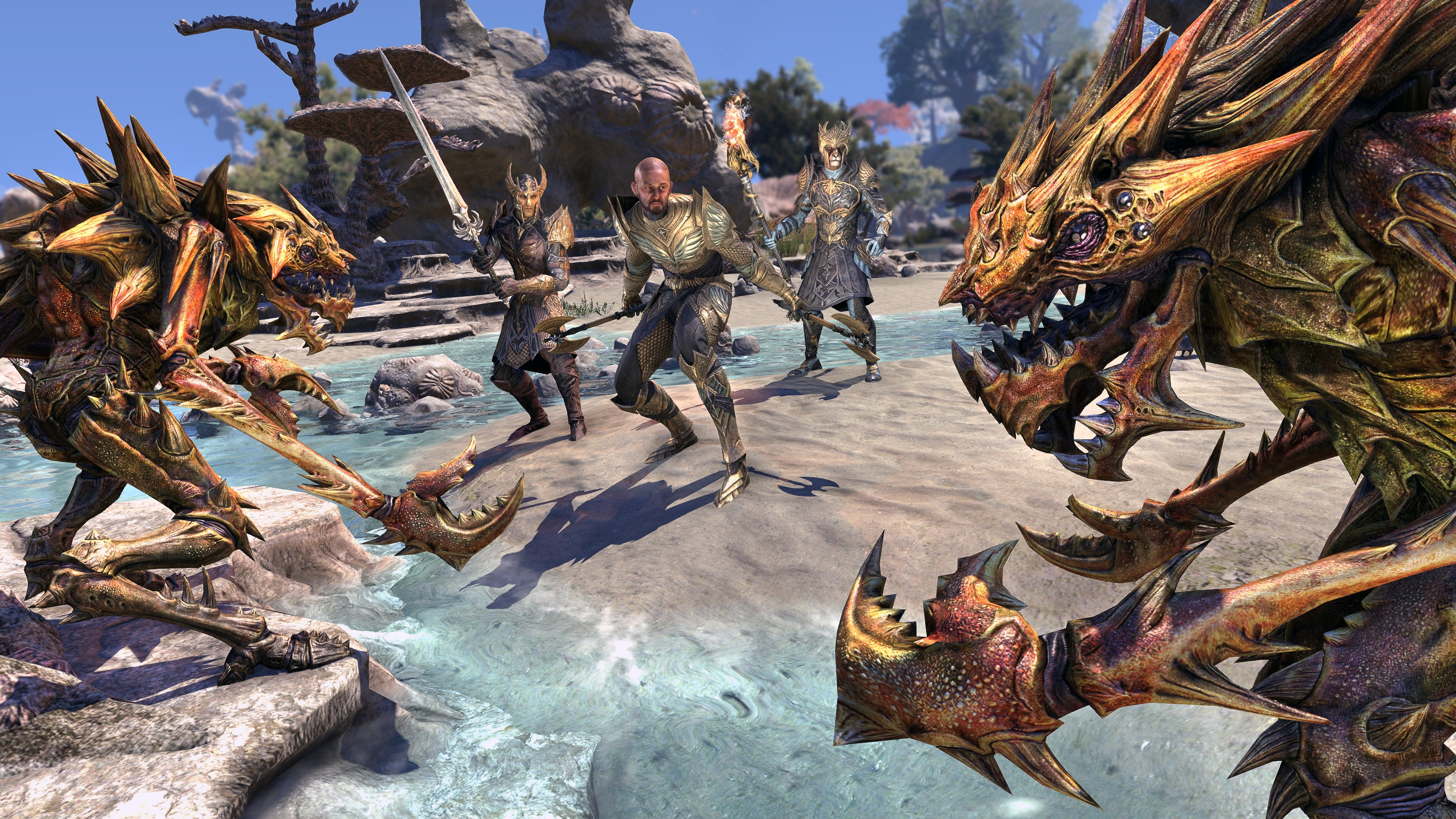 The Elder Scrolls Online: Summerset Upgrade The Elder Scrolls Online Key  GLOBAL