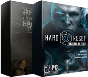Hard Reset + Huntsman The Orphanage Bundle Steam Key
