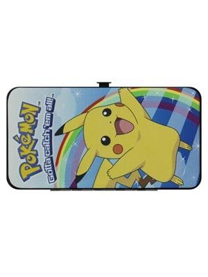 Pokemon Pikachu Rainbow Hinged PKMN Wallet