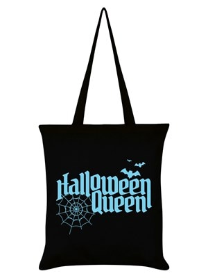 Trick Or Treat Halloween Queen Black Halloween Bag 38x42cm