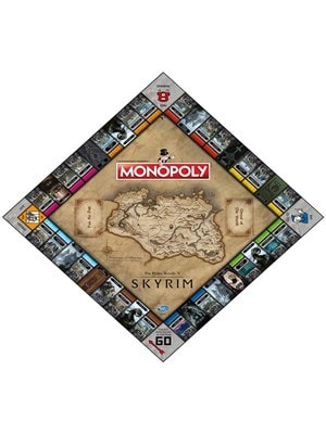 Skyrim Monopoly Board Game - product photo 1