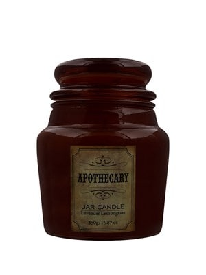 Apothecary Lavender and Lemongrass Candle