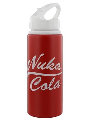 Fallout 4 Nuka Aluminium Drinking Flask Red