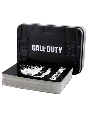 Call of Duty Playing Cards