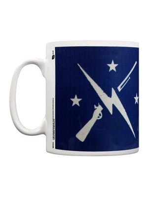 Fallout 4 Minute Men Mug White