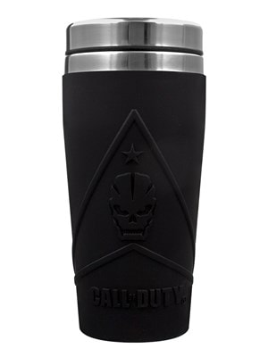Call of Duty Black Travel Mug