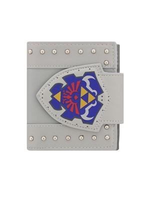 Nintendo Zelda Link's Shield Grey BiFold Wallet