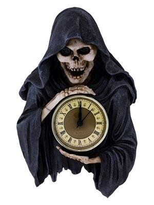 Darkest Hour Wall Clock Ornament 28cm