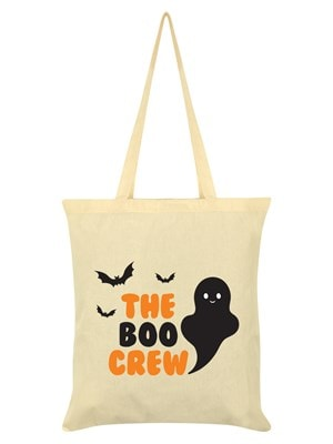 Trick or Treat The Boo Crew Cream Halloween Halloween Bag 38x42cm