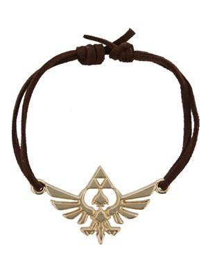 The Legend Of Zelda Nintendo Skyward Sword Hyrule Charm Bracelet