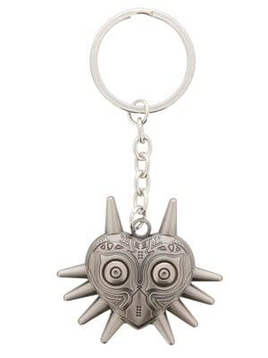 The Legend of Zelda Majora's Mask Metal Keyring
