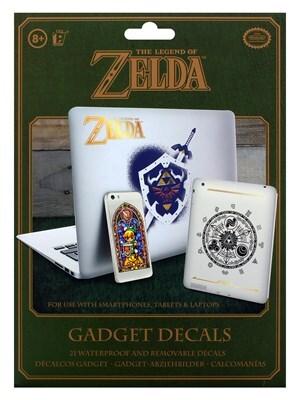The Legend of Zelda Hyrule Gadget Decals