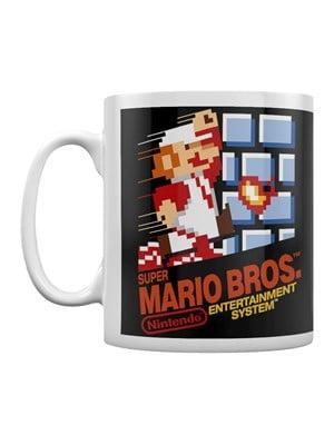 Super Mario Bros. NES Cover Boxed Mug - G2A.COM