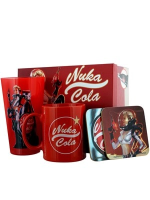 Fallout Nuka Collectable Gift Set