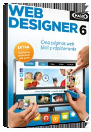 MAGIX Web Designer 6 GLOBAL Key Other
