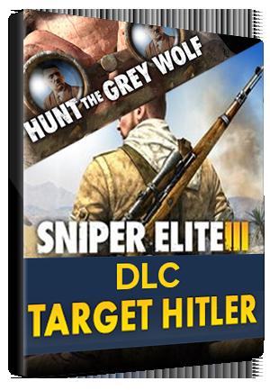 Sniper Elite 3 - Target Hitler: Hunt the Grey Wolf Steam Key GLOBAL