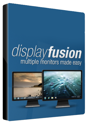DisplayFusion GLOBAL Key Steam - okładka