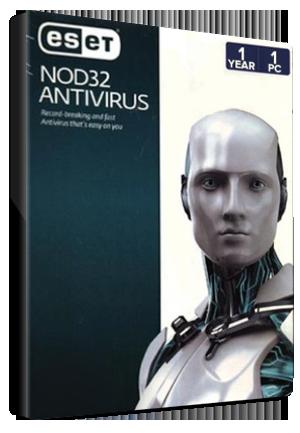 Eset NOD32 Antivirus 1 Device GLOBAL Key PC ESET 2 Years