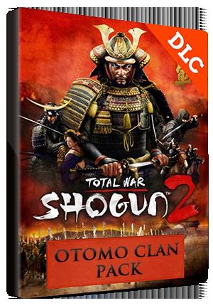 Total War: SHOGUN 2 – Otomo Clan Pack Steam Key GLOBAL