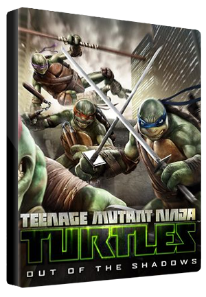 Teenage Mutant Ninja Turtles Out Of The Shadows Steam Key Global G2a Com