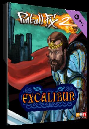 Pinball FX2 - Excalibur Table Steam Key GLOBAL