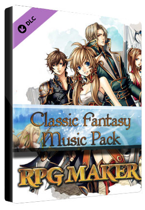 RPG Maker: Classic Fantasy Music Pack Key Steam GLOBAL - G2A COM