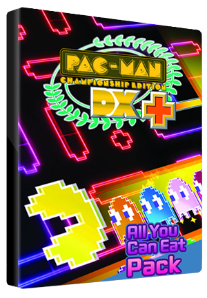 PAC-MAN Championship Edition DX+ All You Can Eat Edition Bundle Steam Key  GLOBAL - G2A COM