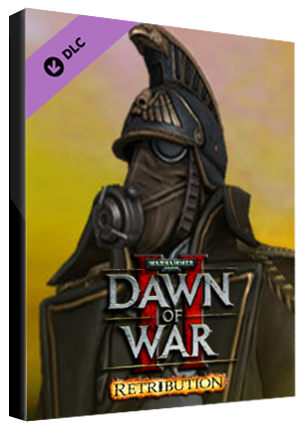 Warhammer 40,000: Dawn of War II: Retribution - Death Korps of Krieg Skin Pack Steam Key GLOBAL