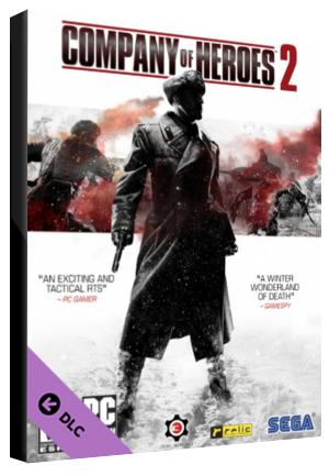 Company of Heroes 2 - Case Blue Mission Pack Steam Key GLOBAL