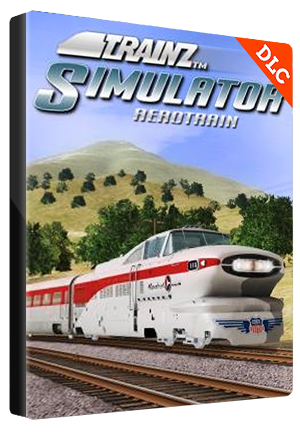 Trainz Simulator : Aerotrain Key Steam GLOBAL - G2A COM