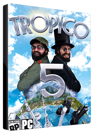 Tropico 5 Steam Key GLOBAL - játék - 11