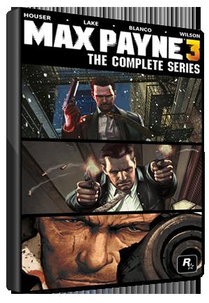 Max Payne 3 Complete Edition Steam Key GLOBAL - okładka