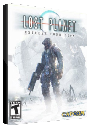 Lost Planet: Extreme Condition Steam Key GLOBAL - box