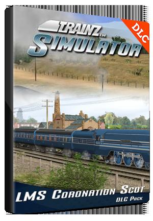 Trainz Simulator : Coronation Scot Steam Key GLOBAL