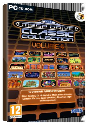 SEGA Mega Drive Classics Pack 4 Steam Key GLOBAL - G2A COM