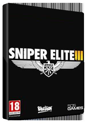 Sniper Elite 3 + Hunt the Grey Wolf Key Steam GLOBAL - box