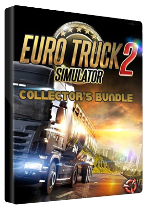 Euro Truck Simulator 2 Collector's Bundle Steam Key GLOBAL - G2A COM