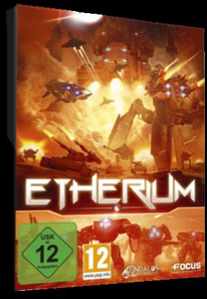 Etherium Steam Key GLOBAL - box