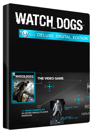 Buy watch dogs deluxe edition | region free | multilang | uplay.