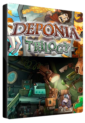 Deponia Trilogy Steam Key GLOBAL - gameplay - 38