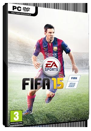 FIFA 15 Origin Key GLOBAL - gameplay - 1