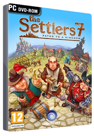 The Settlers 7: Paths to a Kingdom - Gold Edition Uplay Key GLOBAL - box