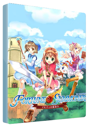 Fortune Summoners Steam Key GLOBAL - box