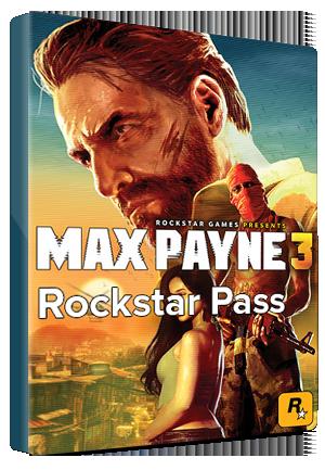 Max Payne 3 - Rockstar Pass Steam Key GLOBAL