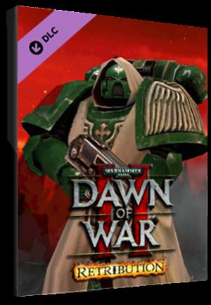 Warhammer 40,000: Dawn of War II: Retribution - Dark Angels Pack Steam Key GLOBAL