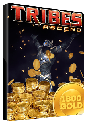 tribes ascend key global 1 800 gold coins g2a com