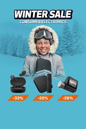 Electro winter sale